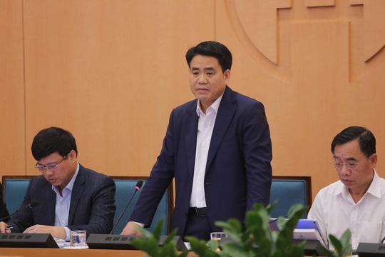 Chủ tịch Hà Nội: Lần đầu có ca dương tính SASR-CoV-2 sau 23 ngày mới phát hiện - Ảnh 1.