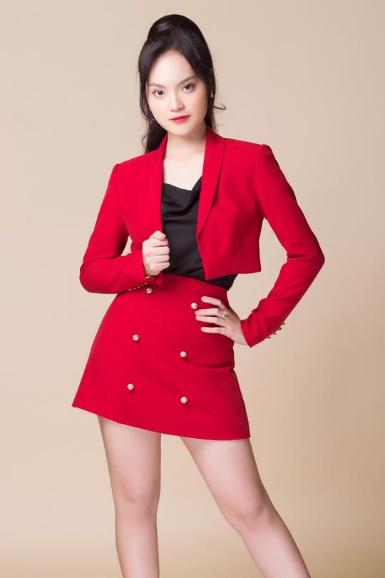 Ca sĩ trẻ Sunny Đan Ngọc năng động, khoe nét tươi trẻ trong loạt ảnh mới - Ảnh 6.