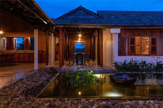 Vẻ đẹp nhà 3 gian truyền thống đặc trưng của người Nam Bộ - Ảnh 6.