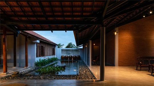 Vẻ đẹp nhà 3 gian truyền thống đặc trưng của người Nam Bộ - Ảnh 7.