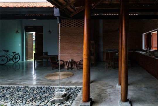 Vẻ đẹp nhà 3 gian truyền thống đặc trưng của người Nam Bộ - Ảnh 10.