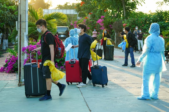 TP HCM: Tận mắt cảnh cách ly ở resort đầu tiên đón khách - Ảnh 9.