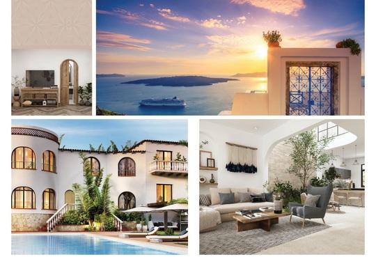 Sắc màu Địa Trung Hải trong lòng đô thị sinh thái thông minh Aqua City - Ảnh 3.