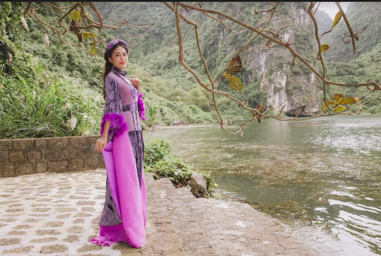 Hoa hậu áo dài Tuyết Nga bất ngờ phát hành MV giữa tâm dịch Corona - Ảnh 5.