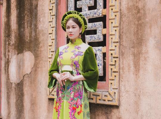 Hoa hậu áo dài Tuyết Nga bất ngờ phát hành MV giữa tâm dịch Corona - Ảnh 2.