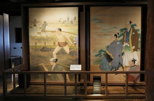 Vẻ đẹp lâu đài gỗ Nhật Bản - Ảnh 10.