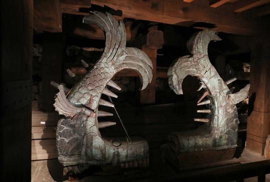 Vẻ đẹp lâu đài gỗ Nhật Bản - Ảnh 8.