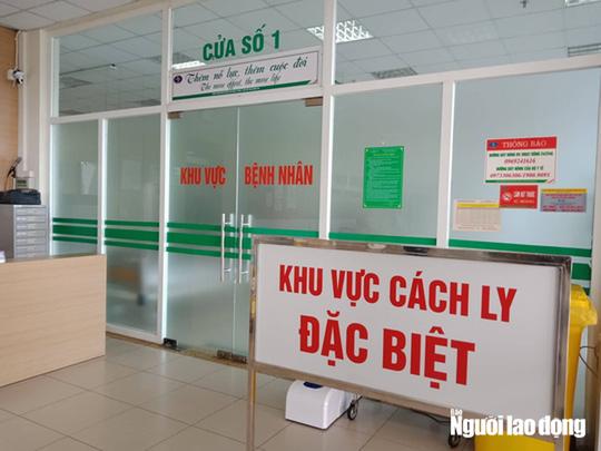 Một bác sĩ mắc Covid-19 trong quá trình điều trị bệnh nhân, Việt Nam có 116 ca bệnh - Ảnh 1.