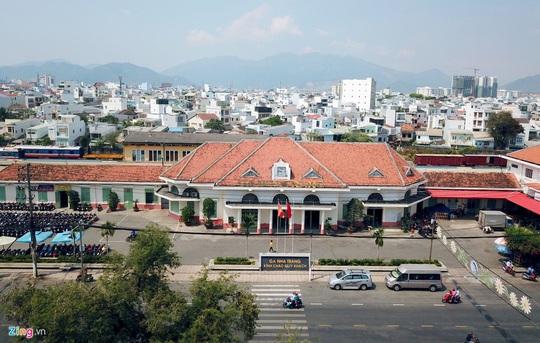 Dời ga Nha Trang để phục vụ dự án thương mại là sai lầm - Ảnh 1.