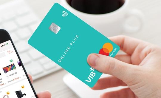 VIB thúc đẩy chi tiêu trực tuyến qua thẻ tín dụng - Ảnh 1.