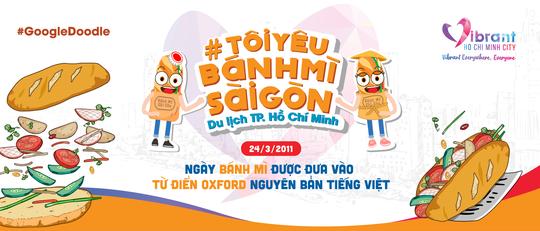 """TP HCM tung chiến dịch quảng bá """"Bánh mì Sài Gòn"""" - Ảnh 2."""
