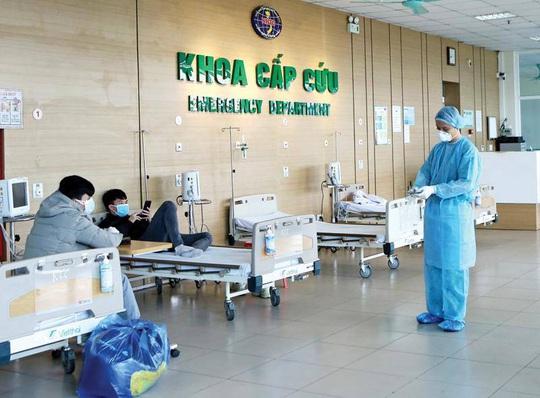 Thông tin mới nhất về sức khỏe bác sĩ đầu tiên mắc Covid-19 ở Việt Nam - Ảnh 1.