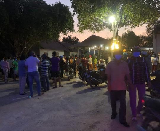 Án mạng kinh hoàng tại một ngôi chùa ở Bình Thuận: Cục Cảnh sát Hình sự vào cuộc - Ảnh 2.