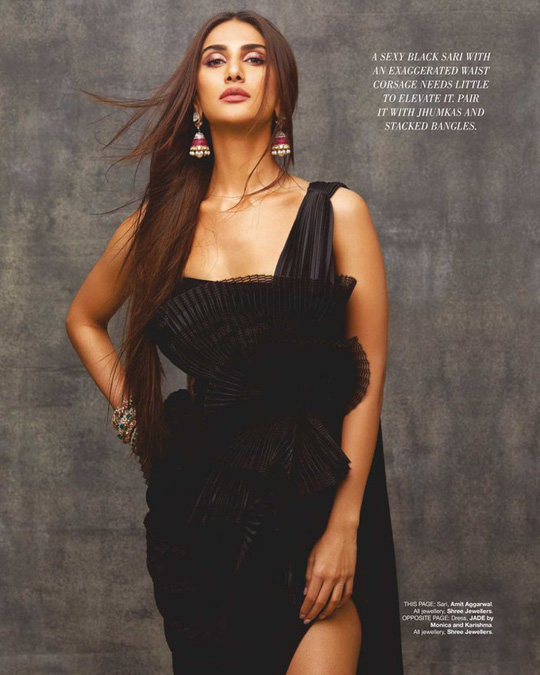 Mê mẩn ngắm mỹ nhân Ấn Độ nổi tiếng sở hữu vẻ đẹp siêu thực - Ảnh 7.