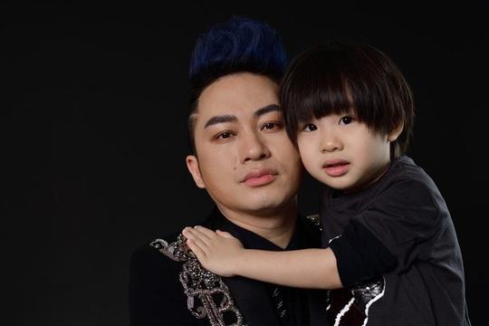 Ca sĩ Tùng Dương: Đàn ông chỉ thật sự trưởng thành khi có con - Ảnh 3.