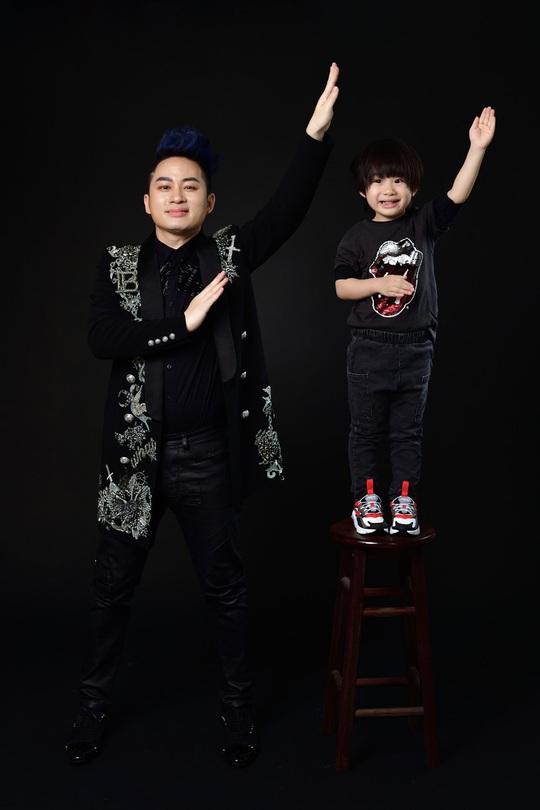 Ca sĩ Tùng Dương: Đàn ông chỉ thật sự trưởng thành khi có con - Ảnh 1.