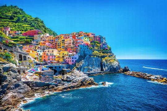 Những địa điểm rực rỡ sắc màu trên thế giới - Ảnh 1.