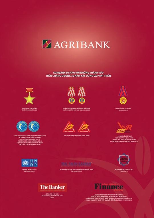 Agribank - Hành trình 32 năm và khát vọng Đổi mới - Ảnh 5.