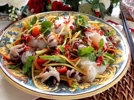 Cách làm làm gỏi bạch tuộc thơm ngon, bổ dưỡng đãi cả nhà - Ảnh 6.