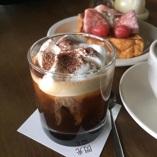 Công thức pha các loại cà phê sang chảnh như ngoài tiệm - Ảnh 4.