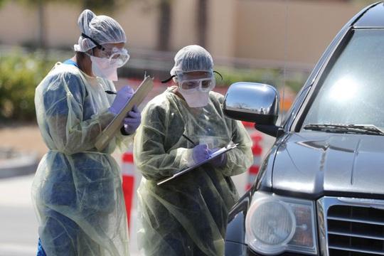 Covid-19: Mỹ có số ca nhiễm cao nhất thế giới - Ảnh 1.