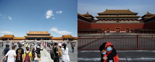 Những điểm du lịch nổi tiếng châu Á trước và sau khi Covid-19 bùng phát - Ảnh 12.