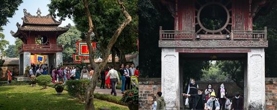 Những điểm du lịch nổi tiếng châu Á trước và sau khi Covid-19 bùng phát - Ảnh 5.