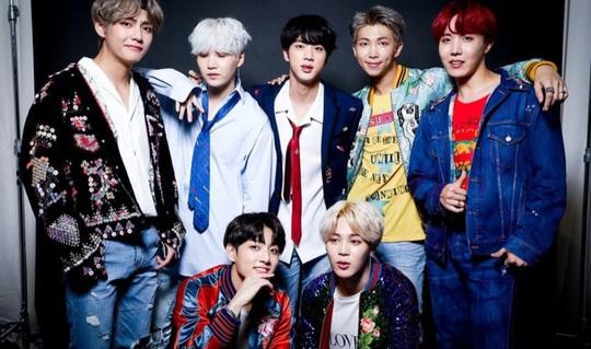 BTS ghi dấu ấn trên Billboard Hot 100 - Ảnh 2.