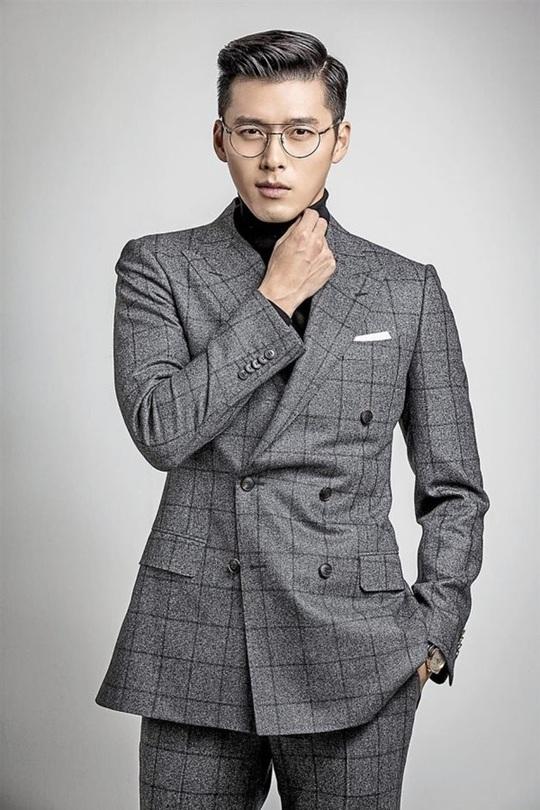 Hyun Bin gây sốt với loạt ảnh cũ - Ảnh 6.