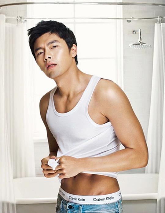 Hyun Bin gây sốt với loạt ảnh cũ - Ảnh 1.