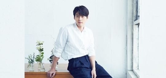 Hyun Bin gây sốt với loạt ảnh cũ - Ảnh 9.