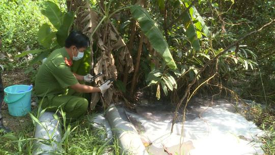 Bắt quả tang DN giặt ủi hoành tráng ở Phú Quốc xả thải ra môi trường - Ảnh 1.