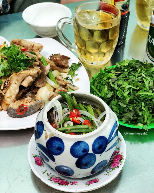 Mắt cá ngừ đại dương và loạt món ngon không nên bỏ qua tại Phú Yên - Ảnh 1.