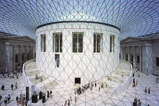Chuyến tham quan ảo đến 10 bảo tàng nổi tiếng thế giới - Ảnh 1.