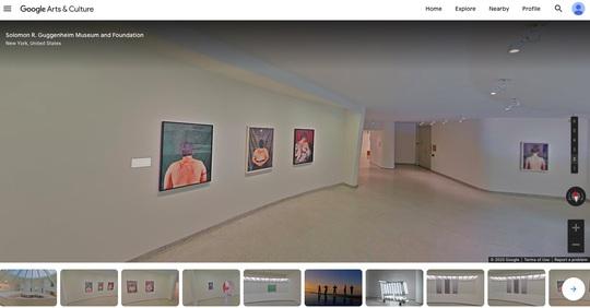 Chuyến tham quan ảo đến 10 bảo tàng nổi tiếng thế giới - Ảnh 2.
