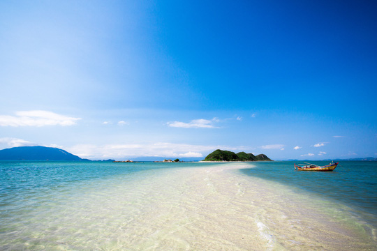 10 vùng biển đẹp nhất Việt Nam. - Ảnh 18.