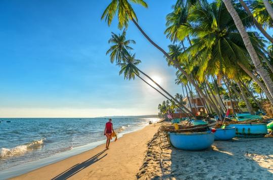 10 vùng biển đẹp nhất Việt Nam. - Ảnh 27.