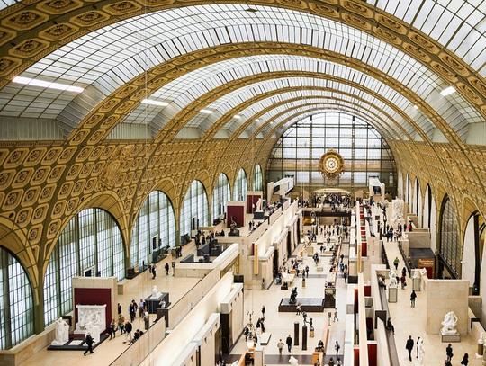 Chuyến tham quan ảo đến 10 bảo tàng nổi tiếng thế giới - Ảnh 4.