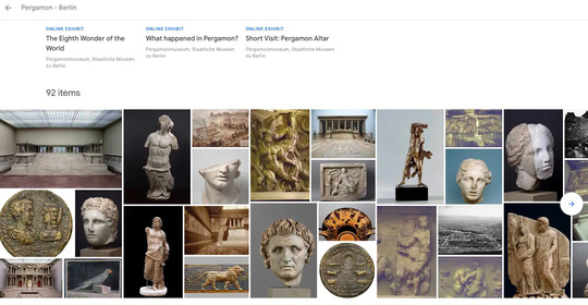 Chuyến tham quan ảo đến 10 bảo tàng nổi tiếng thế giới - Ảnh 6.
