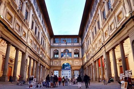Chuyến tham quan ảo đến 10 bảo tàng nổi tiếng thế giới - Ảnh 8.