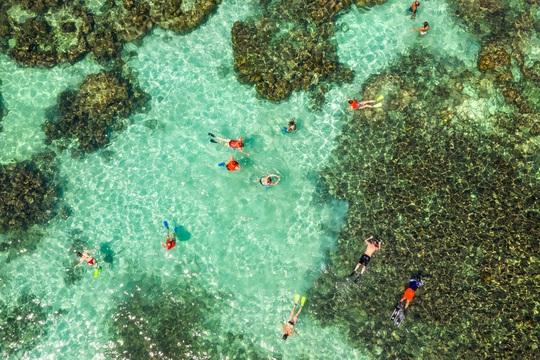 10 vùng biển đẹp nhất Việt Nam. - Ảnh 9.