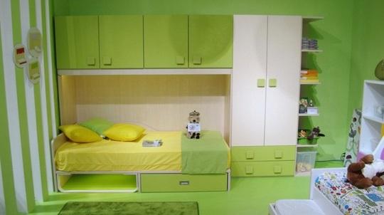 Gợi ý trang trí phòng ngủ kích thích tối đa trí sáng tạo cho trẻ nhỏ - Ảnh 4.
