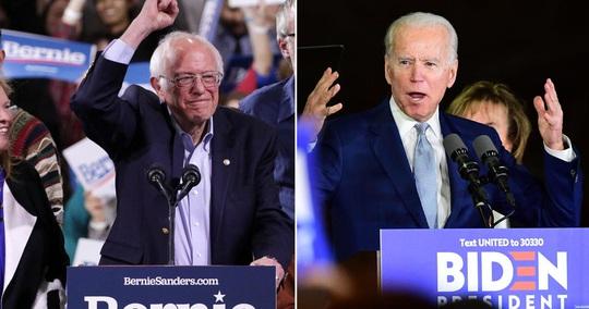 Ông Biden chiếm thế vượt trội ở các tiểu bang vào Siêu Thứ ba - Ảnh 1.
