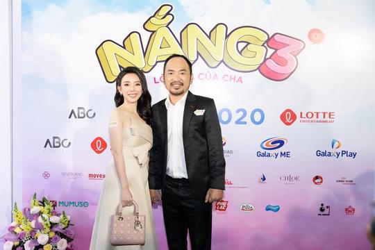 Khả Như, Kiều Minh Tuấn cùng sao Việt hội tụ trên thảm đỏ phim Nắng 3 - Ảnh 10.