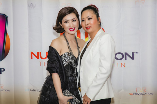 Triệu phú Đô Nguyễn trao thưởng 8 viên kim cương tri ân khách hàng tại Mỹ - Ảnh 2.