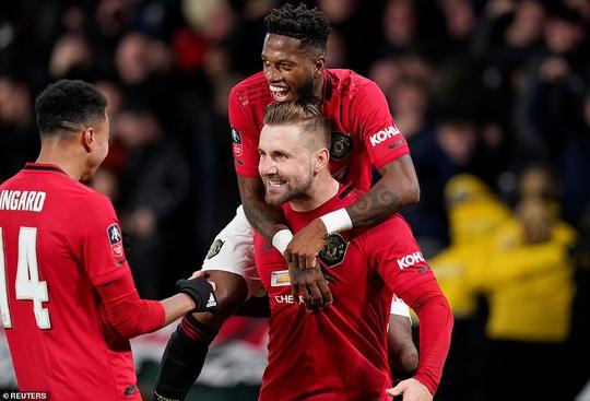 Quật ngã đội bóng của Rooney, Man United vào tứ kết FA Cup - Ảnh 4.