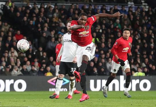 Quật ngã đội bóng của Rooney, Man United vào tứ kết FA Cup - Ảnh 5.