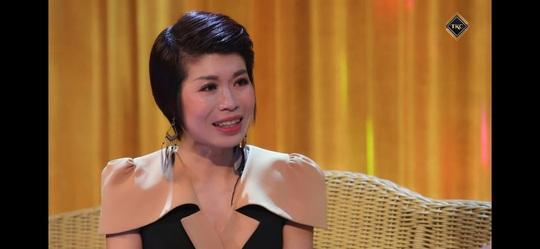 MC Thi Thảo tham gia talkshow cùng NSƯT Trịnh Kim Chi - Ảnh 1.