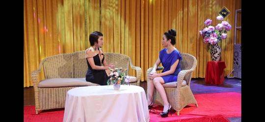 MC Thi Thảo tham gia talkshow cùng NSƯT Trịnh Kim Chi - Ảnh 2.