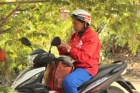 Nữ tài xế công nghệ tuổi 65: hành trình vượt qua biến cố cuộc sống - Ảnh 2.